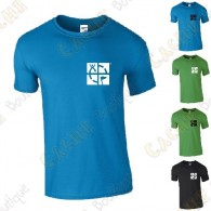 """T-Shirt trackable """"Discover me"""" Homme"""