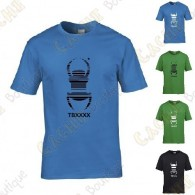 "T-Shirt trackable ""Travel Bug"" Enfant"