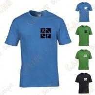 """T-shirt trackable """"Discover me"""" Criança"""