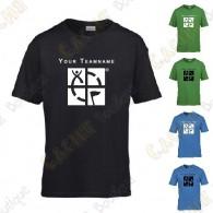 T-shirt com seu Apelido, Criança