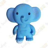 """Cache """"Inseto magnética"""" - Elefante engraçado"""