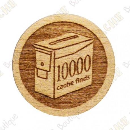 Geo Score Woody - 10 000 Finds