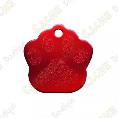 Trackable dog medal - Customizable