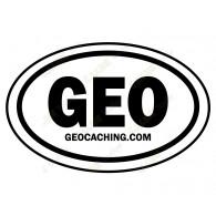 Sticker GEO pour véhicule