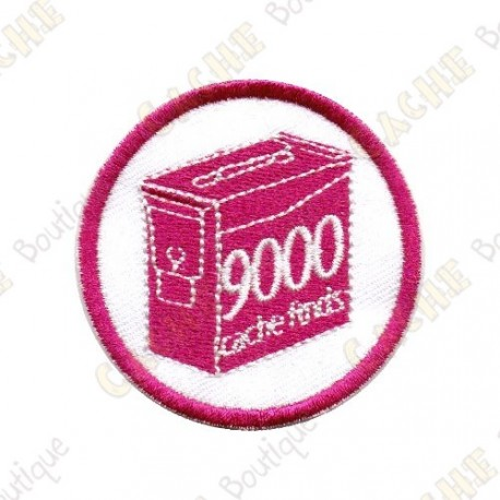 Geo Score Patch - 9000 Finds