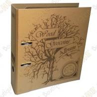 Album pour géocoins en bois