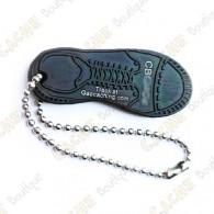 """Traveler """"Geo-Shoe"""" - Negro"""