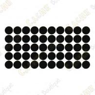 Reflective dot tape - Black