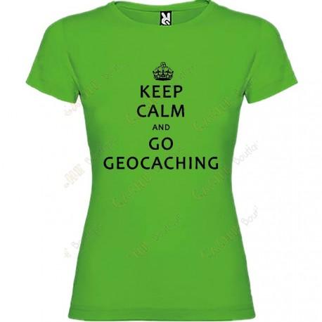 """""""Keep Calm"""" T-shirt for Women"""