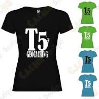 """T5"" T-shirt for Women"