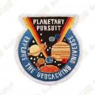 """Parche """"Planetary Poursuit"""""""