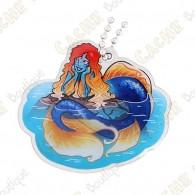 """Traveler """"Hidden Creatures"""" - Mermaid"""