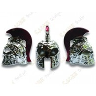 "Geocoin ""Roman Helmet"" 3D - Imperial Italic Centurio Warrior"