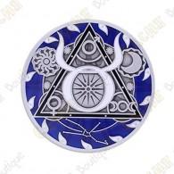 "Geocoin ""Zodiac"" - Taurus"
