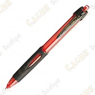 All-Weather Power Tank Pen 1mm - Vermelho