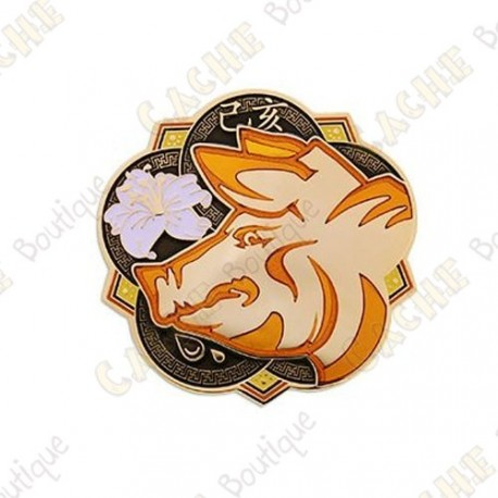 """Geocoin """"Year of the Pig"""""""