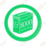 Geo Score Chappa - 8000 finds