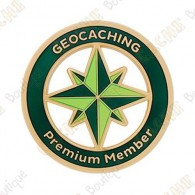 "Geocoin ""Premium Member"""