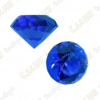 Trackable GeoGems™ - Sapphire