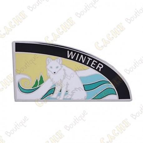 "Geocoin ""4 Seasons"" - Winter"