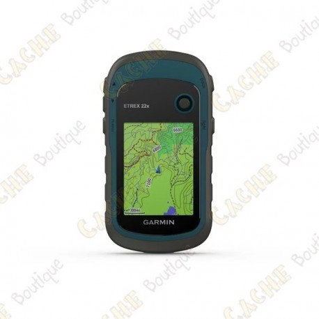 GPS Garmin eTrex® 22x - Topo Active Europe