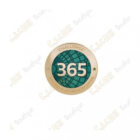 "Pin's ""Challenge"" - 365 days"