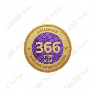 "Parche ""Challenge"" - 366 days"