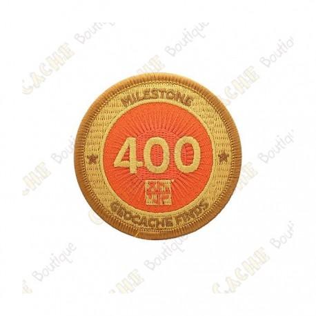 "Patch  ""Milestone"" - 400 Finds"