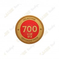 "Parche  ""Milestone"" - 700 Finds"