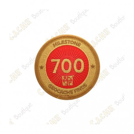 "Patch  ""Milestone"" - 700 Finds"