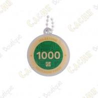 "Traveler ""Milestone"" - 1000 Finds"