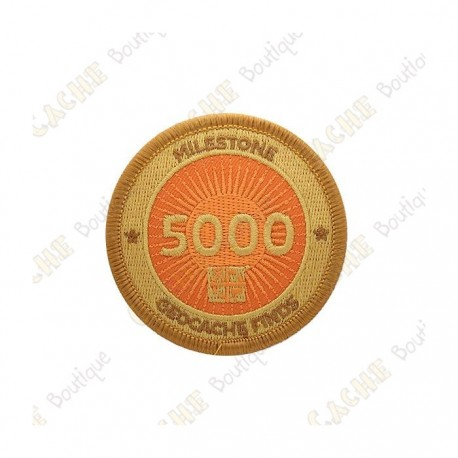 "Patch  ""Milestone"" - 5000 Finds"