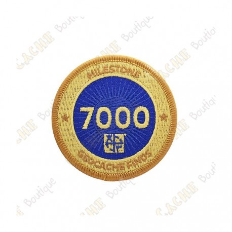 "Patch  ""Milestone"" - 7000 Finds"