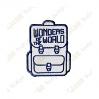"""""""Wonders of the World"""" Patch"""