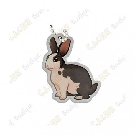 "Traveler ""Niblet the Rabbit"""