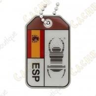 "Travel Bug ""Origins"" - Spain"