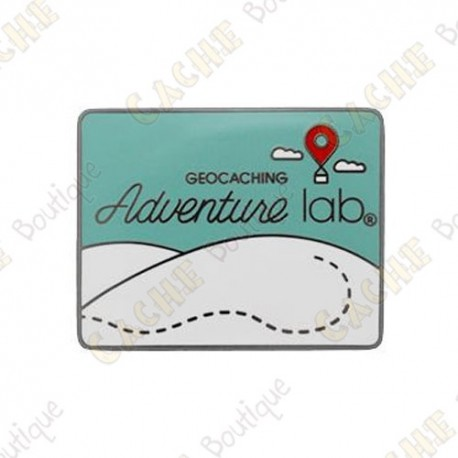 """Geocoin """"Every Geocaching Moment Has a Song"""""""